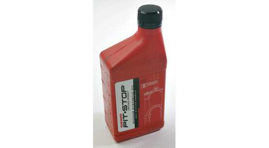 Sram Pit Stop SilikonOlie RedRum 475ml